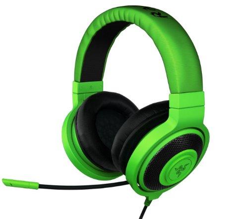 Razer Kraken Pro Gaming Headset (104dB, 3,5mm Klinkenstecker, 1,3m) grün