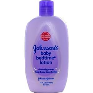 Johnson's Baby Bedtime Lotion - Lavender & Chamomile - 3 oz