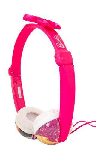 Headphone Barbie