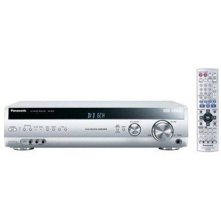 Panasonic SA-XR55 7.1 Channels Receiver