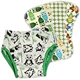 Best Bottom Potty Training Kit, Playful Panda, Medium