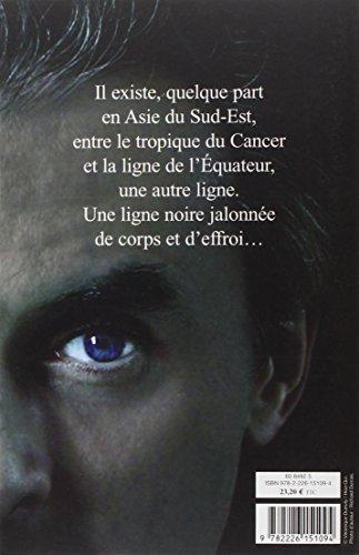 Libro la ligne noire di jean christophe grang - La ligne noire jean christophe grange ...