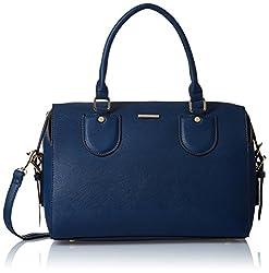 Diana Korr Women's Handbag (Blue) (DK31HBLU)