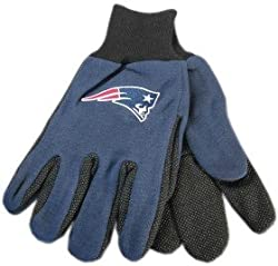 New England Patriots Two Tone Gloves