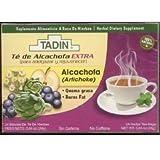 Tadin Artichoke Diet Tea 24 Bag Alcachofa Te