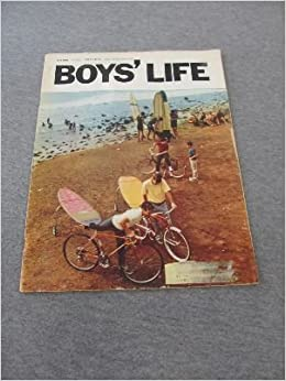 Boys Life Magazine July 1963 Meaning Of Marathon Atlantic Crossing More