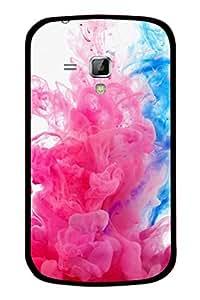 SLR Designer Back Case For Samsung Galaxy S Duos ( S 7562 )