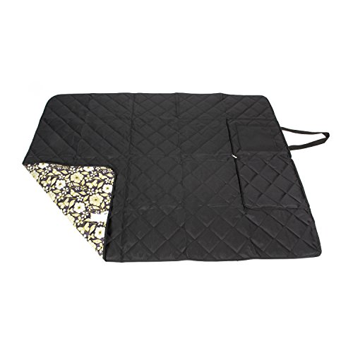 Roebury Picnic Blanket Portable Outdoor Mat Folds Into