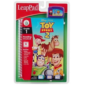 Leap Frog LeapPad Toy Story 2 Grade 1 Reading Storybook - For LeapPad Learning Systems