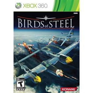 NEW Birds of Steel X360 (Videogame Software)