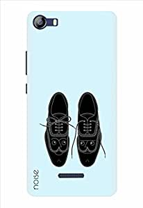 Noise Printed Back Cover Case for Micromax Canvas 5 E481