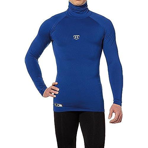 [해외] (언더아머)UNDER ARMOUR 셔츠 UA COLDGEAR ARMOUR LS터틀넥 MBB1939 [맨즈]-MBB1939 (2015-09-15)