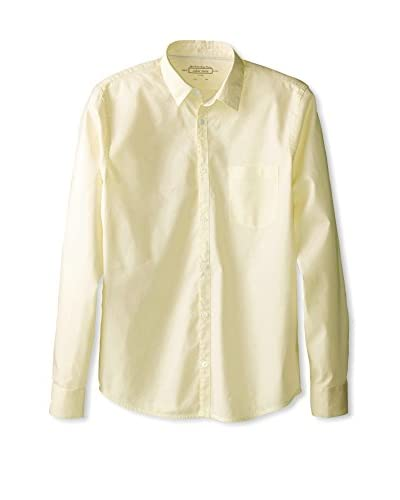 Color Siete Men's Long Sleeve Leroy Oxford Shirt