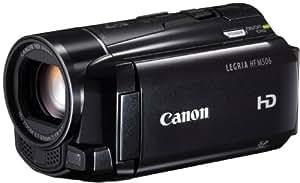 Canon Legria HFM506 Caméscope numérique HD Port SD/SDHC 2,3 Mpix Zoom optique 10x Noir