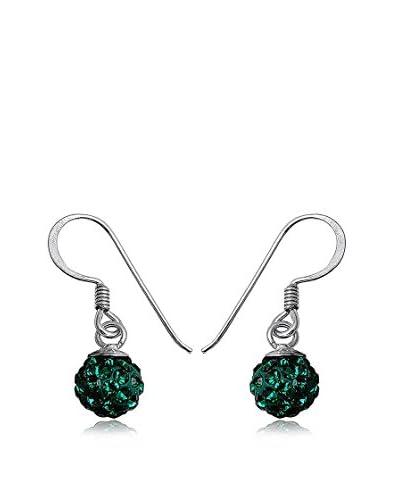Celebrity Orecchini Verde Smeraldo