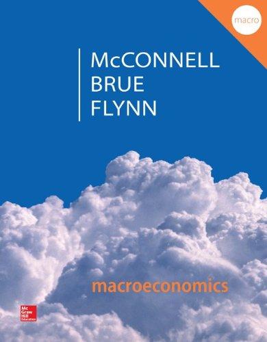 Macroeconomics Principles Problems Policies 20th