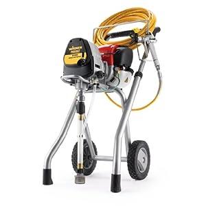 Maquina para pintar con bomba wanger 9185 pintura bfn - Maquina de pintar electrica ...
