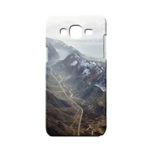 BLUEDIO Designer 3D Printed Back case cover for Samsung Galaxy ON7 - G5542