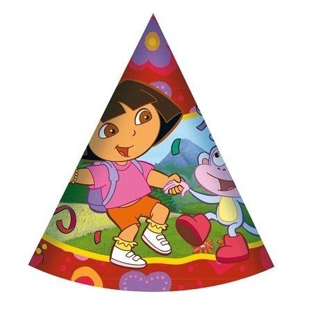 6 chapeaux Dora l'Exploratrice™