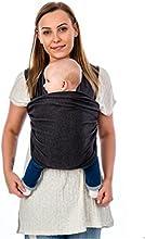 Flash * VENTA * Freerider Premium Baby Sling Carrier Baby Wrap | probado a las normas de seguridad de la Unión Europea | ligero transpirable y suave algodón Spandex | recién nacidos lactantes y niños pequeños | bebé ducha ideal regalo