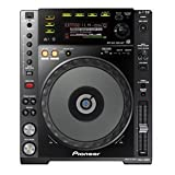 PIONEER BLACK CDJ850K Players Table top