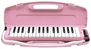 ゼンオン 鍵盤ハーモニカ バンビーナ メロディーホーン BMH-32 PINK