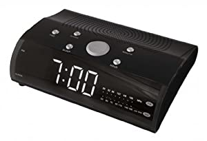 electric mains alarm clock radio daybreak am. Black Bedroom Furniture Sets. Home Design Ideas