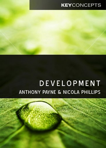 Development (Key Concepts) (Polity Key Concepts in the Social Sciences series)