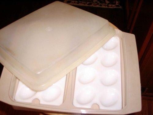 Tupperware Deviled Egg Carrier 0 Listings
