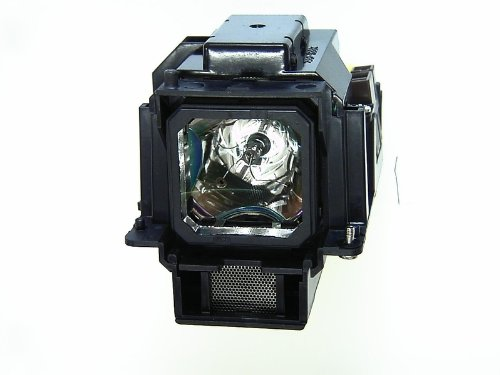 Diamond Lamp for CANON LV-7255 Projector with a Ushio bulb inside housing