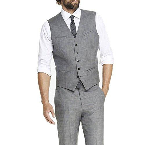 mys-da-uomo-personalizzata-groomsman-5-pulsante-gilet-e-pantaloni-colore-grigio-grey-su-misura