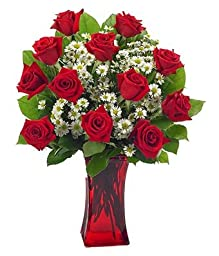 Blooming Lovely - Eshopclub Same Day Flower Delivery - Fresh Flowers Roses - Wedding Flowers Bouquets - Birthday Flowers - Send Flowers - Roses Delivered