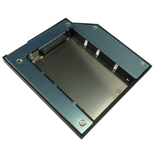 SATA 2nd HDD Hard Drive Caddy Adapter for Apple MacBook Pro 13 15 17