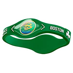 Power Balance NBA Silicone Wristband - Genuine - Boston Celtics by PBalance