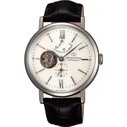 [オリエント]ORIENT 腕時計 ORIENTSTAR オリエントスター モダン クラシック セミスケルトン 機械式 自動巻き (手巻き付き) WZ0131DK メンズ