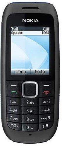 Nokia 1616 Sim Free Mobile Phone - Black