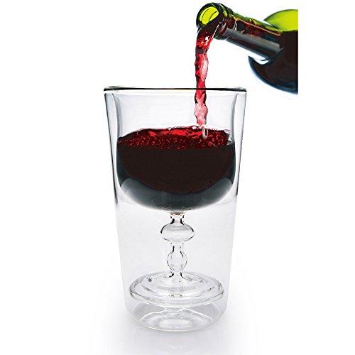 RELAX ダブルレイヤーグラス インサイドワイン