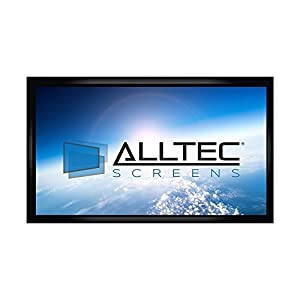 Alltec Screens ATS-FF120 Fixed Frame Series HDTV Format Projector Screen (120