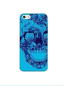 I phone 5 nkt12r (44) Mobile Caseby Mott2 - Laughing Skull