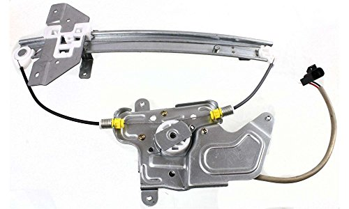 Evan-Fischer EVA16772032262 Window Regulator Power With Motor Rear Driver Side Replaces Partslink# GM1550104 (2003 Alero Window Regulator compare prices)