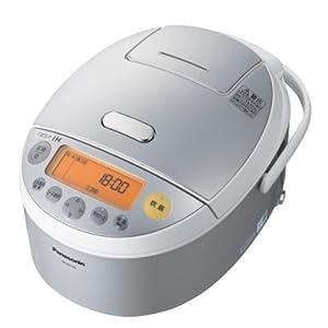 Panasonic 可変圧力IHジャー炊飯器 おどり炊き 5.5合 シルバー SR-PA102-S SR-PA102-S