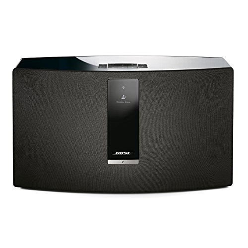 bose soundtouch 30 series iii wireless music system black deals. Black Bedroom Furniture Sets. Home Design Ideas
