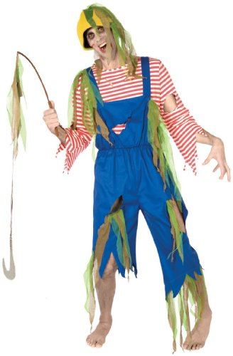 Buy Seasons - Zombie Fisherman Adult Costume