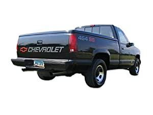 Chevrolet 1500 Truck 454 SS Decals & Stripes Kit - SILVER: Automotive