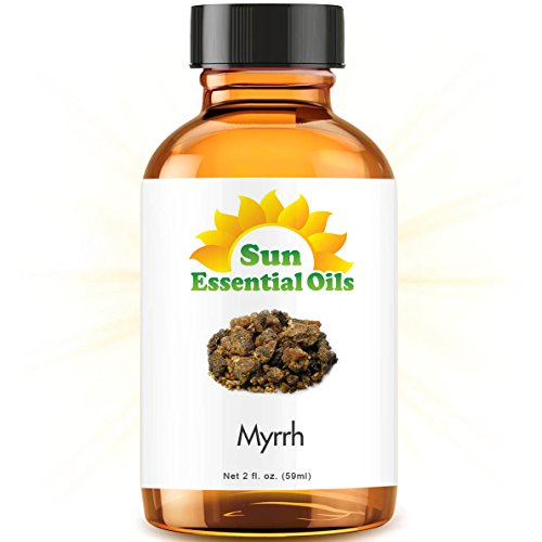 Myrrh (2 fl oz) Best Essential Oil - 2 ounces (59ml)