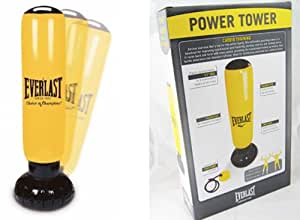 everlast power tower inflatable punching. Black Bedroom Furniture Sets. Home Design Ideas