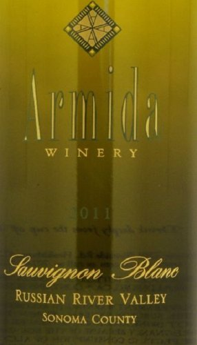 2013 Armida Winery Russian River Valley Sauvignon Blanc 750 Ml