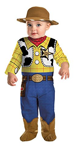 Kids Costumes - Toy Story Woody Infant 0-6 Months
