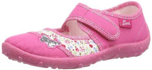 Beck Papillon, Pantofole bambine Rosa rosa, Pink (pink 06), 30
