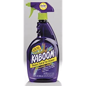 Church And Dwight Co 35015 KaboomSpray Cleaner